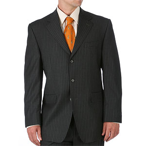 3 button suit