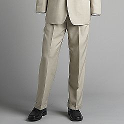 correct length for men's trousers