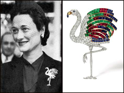 Make style statement like Wallis Simpson