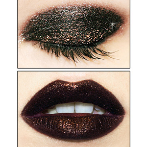 Make-up look for party season 2013