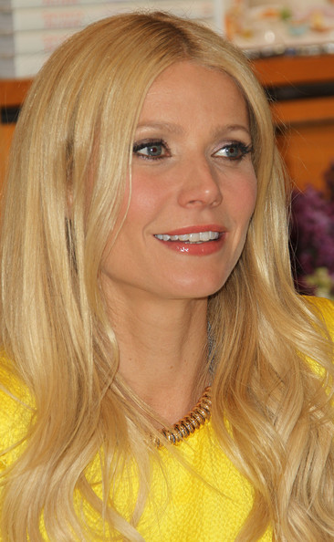 make-up look of Gwyneth Paltrow