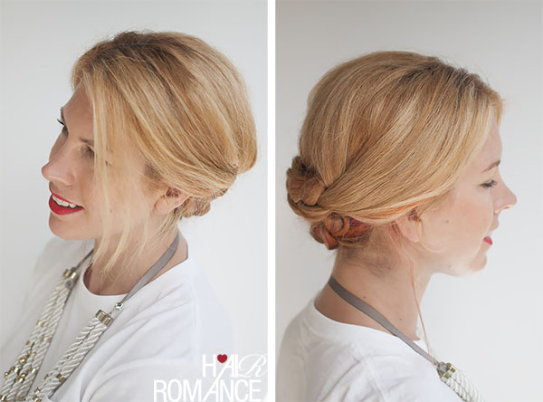 Hair-style how to: simple-braided-updo