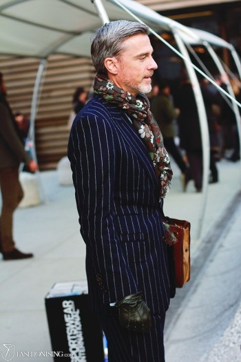 How to wear blue in 2014, style update for men