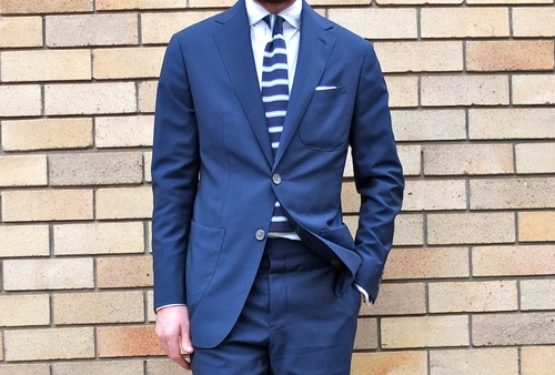 Wearing blue in 2014, style update for men