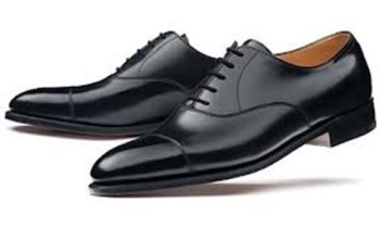 Formal men's shoes