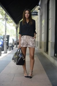 Shorts in prints