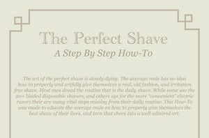 The perfect shave