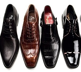 Which shoes to wear with which pants