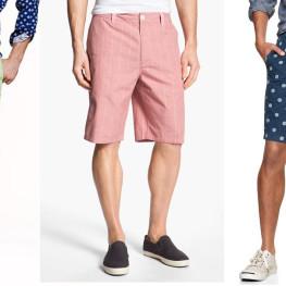 Style guide for men - better shorts