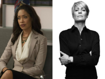 Ideas for corporate wear from two style icons